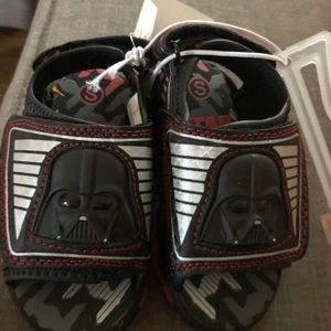 Other - Star Wars light up Sandals boys